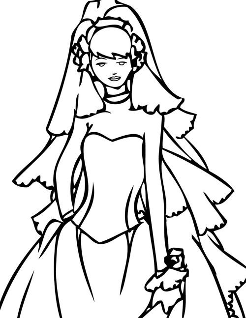 Couture Bridal Gown Sarah D Balance