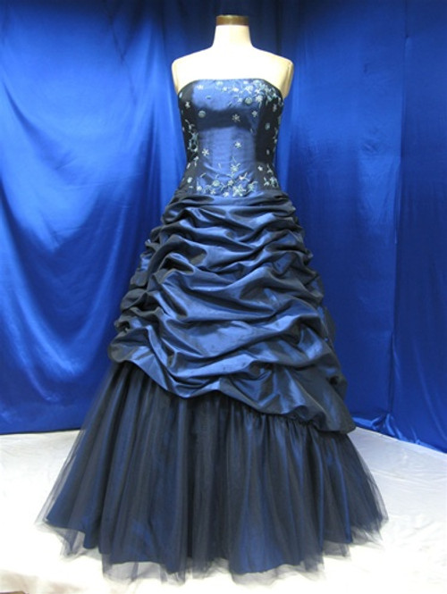 Blue Wedding Dress - Available in Every Color 10