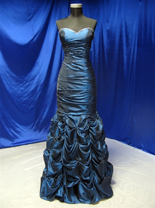 Blue Wedding Dress - Available in Every Color 12