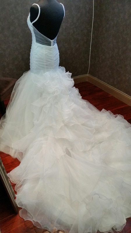 Custom Bridal Gown for Mariann O.