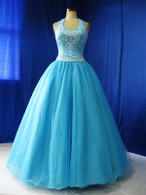 Blue Wedding Dress - Available in Every Color 1