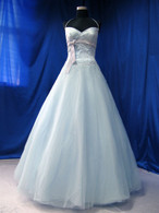 Blue Wedding dress - Available in Every Color 3