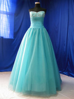Blue Wedding Dress - Available in Every Color 4