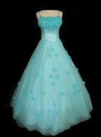 Blue Wedding Dress - Available in Every Color 6