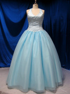 Blue Wedding Dress - Available in Every Color 8