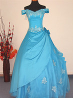 Blue Wedding Dress - Available in Every Color 11