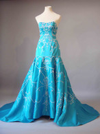 Blue Wedding Dress - Available in Every Color 16