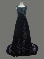 Black Wedding Dress - Available in Every Color 1
