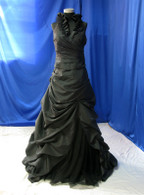 Black Wedding Dress - Available in Every Color 2