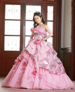 Pink Wedding Dress - Available in Every Color