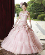 Pink Wedding Dress - Available in Every Color 1
