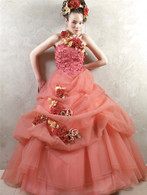 Pink Wedding Dress - Available in Every Color 7