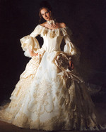 Marie Antoinette Wedding Dress - Available in Every Color