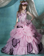 Pink Bridal Gown  - Available in Every Color 4