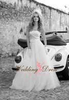 Vintage Inspired Wedding Dress- Available in Every Color