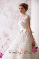 Vintage Inspired Wedding Dress- Available in Every Color 3