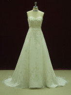 Designer Wedding Dress - Available in Every Color 3