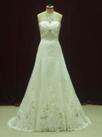 Designer Wedding Dress - Available in Every Color 4