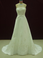 Designer Wedding Dress - Available in Every Color 17