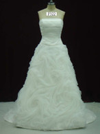 Designer Wedding Dress - Available in Every Color 21
