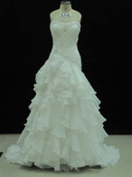Designer Wedding Dress - Available in Every Color 39