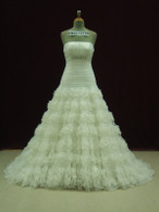 Designer Wedding Dress - Available in Every Color 42