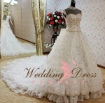 Gypsy Wedding Dress 1