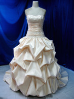 Gold Wedding Dress - Available in Every Color 1