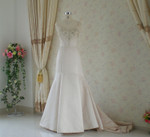 Trumpet Style Gold Wedding Dress - Available in Every Color