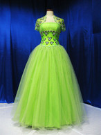 Green Wedding Dress - Available in Every Color 7