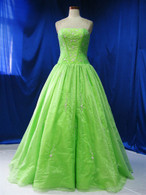 Green Wedding Dress - Available in Every Color 10