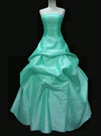 Green Wedding Dress - Available in Every Color 11