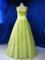 Green Wedding Dress - Available in Every Color 13