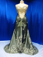 Green Wedding Dress - Available in Every Color 14