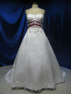 Plus Size Wedding Dress - Available in Every Color