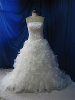 Plus Size Wedding Dress - Available in Every Color 1