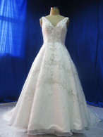Plus Size Wedding Dress - Available in Every Color 2