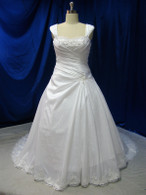 Plus Size Wedding Dress - Available in Every Color 5