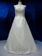 Plus Size Wedding Dress - Available in Every Color 8
