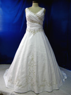 Plus Size Wedding Dress - Available in Every Color 15