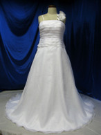 Plus Size Wedding Dress - Available in Every Color 16
