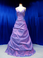 Purple Wedding Dress - Available in Every Color 1