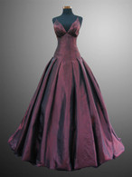 Purple Wedding Dress - Available in Every Color 3