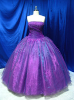 Purple Wedding Dress - Available in Every Color 4