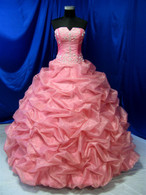 Pink Wedding Dress - Available in Every Color 9