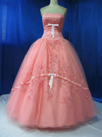 Pink Wedding Dress - Available in Every Color 12
