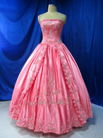 Pink Wedding Dress - Available in Every Color 13