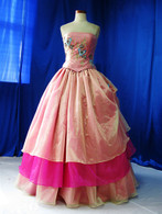 Pink Wedding Dress - Available in Every Color 18
