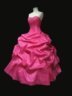 Pink Wedding Dress - Available in Every Color 22