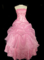 Pink Wedding Dress - Available in Every Color 24
